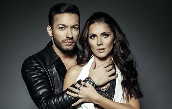 Дамян Попов подготвя дует с Миа