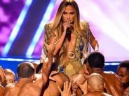 JLo събра погледите на наградите на MTV