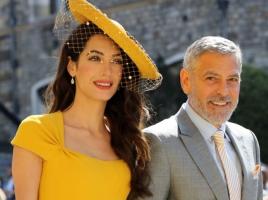 Как бяха облечени гостите на кралската сватба