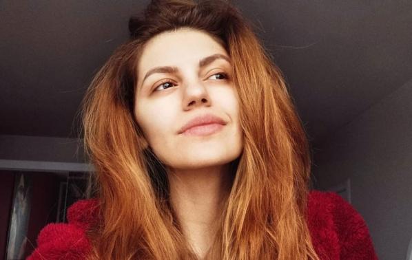 Михаела Филева без грим и с кулинарни изкушения