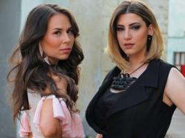 Маги Джанаварова и Нора в общ проект
