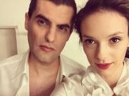 Вижте ексклузивни снимки от сватбата на Луиза Григорова