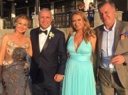 Снимки от сватбата на дъщерята на Христо Стоичков