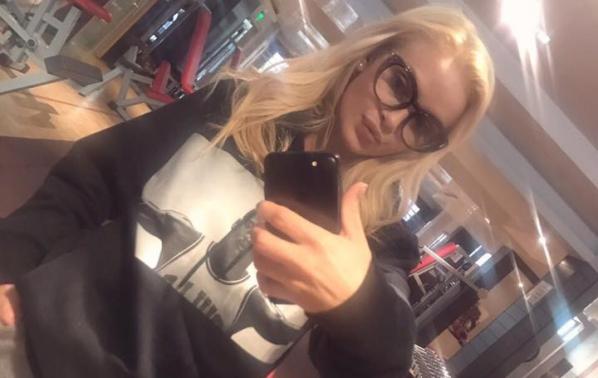 /Снимки/ Мария официално мина в отбора на блондинките