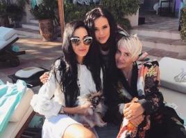 След Гущеров, Мария посрещна Великден с олигарси и топ модели в Сен Тропе
