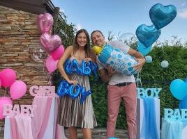 Александра и Даниел Петканови очакват момче