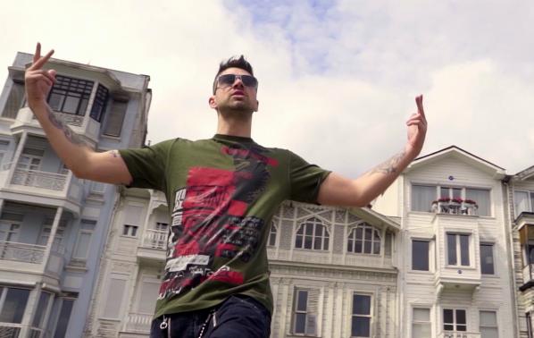 Жоро засне клип в тузарски квартал в Истанбул