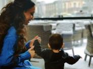 Мария Илиева отпразнува първи рожден ден на сина си width=