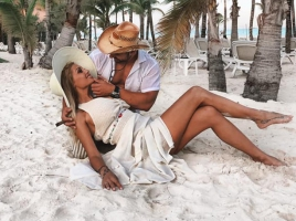 Джулиана Гани бременна в седмия месец