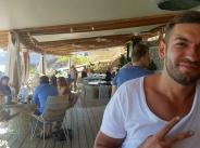 Дамян Попов отмаря в компанията на холивудска звезда