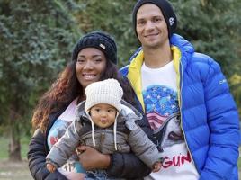 Део стана баща за втори път