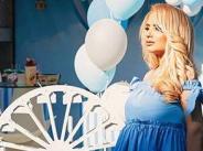 Цветелина Янева организира бебешко парти за новороденото си дете