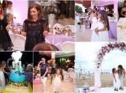 Криско пя за 9-тия рождения ден на дъщерята на Мария