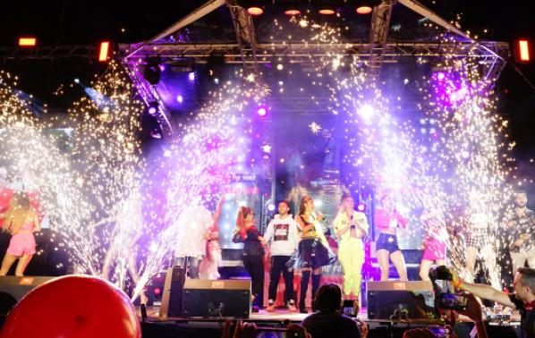 Грандиозен финал на турнето на The Voice