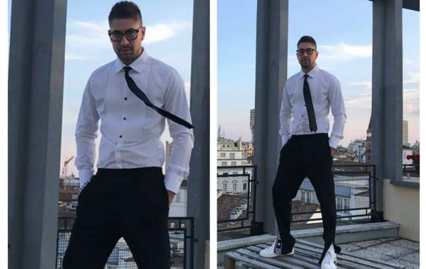 Поп звездата Жоро – специален гост на Седмицата на модата в Милано