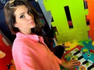 Преслава разкри първата думичка на дъщеря си Паола