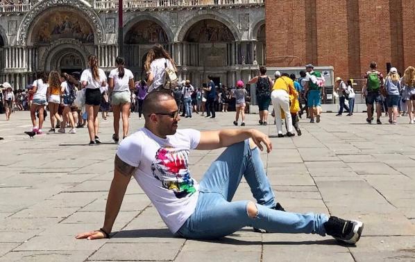 Крум на кратка ваканция във Венеция