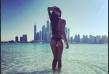 Николета Лозанова си запази правото да качва кадри на задните си части винаги, когато пътува до някое екзотично местенце