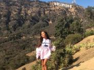 Моника Валериева стъпи в Холивуд